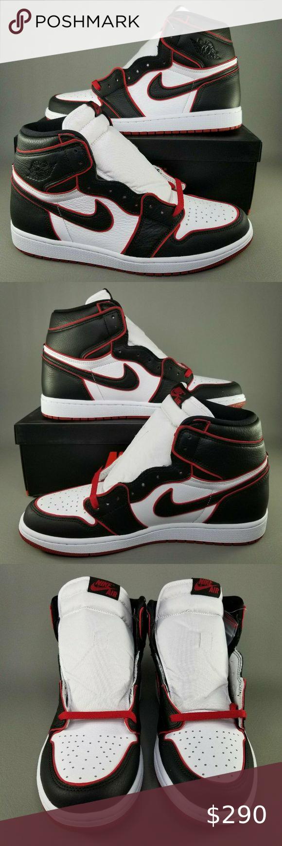 Nike Air Jordan 1 Retro High OG Bloodlines 12 Nike Air