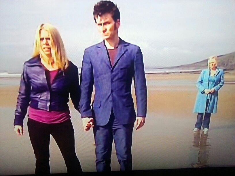 Rose Tyler & The (2nd)Doctor