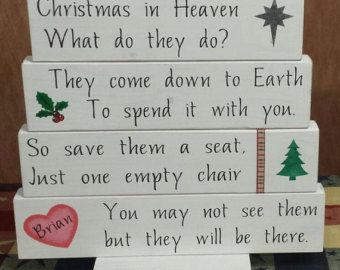 christmas in heaven what do they do by ronisrescuedrelics on etsy