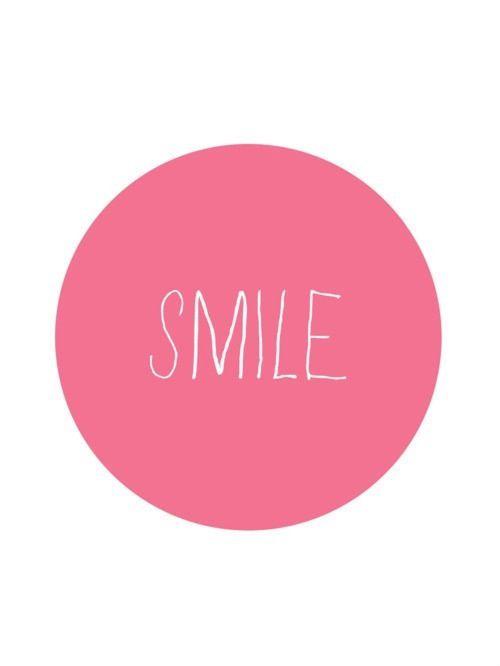 True! Smile everyday... :)