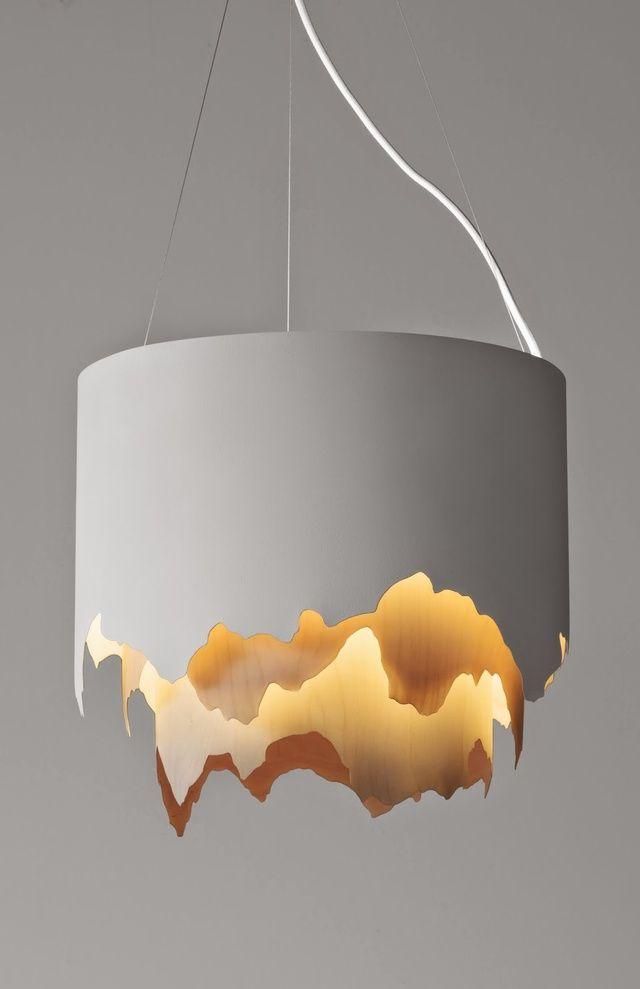 Genial La Design Week Du0027Helsinki Lampe En Bois, Diy Déco, Lampes, Idées