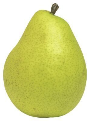 Food LVE   Nutrition in Green Pear