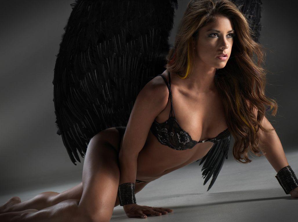 Ангел дарк модель фото 754-118
