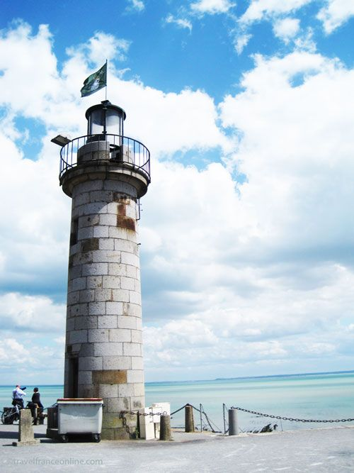 #Lighthouse in Cancale on the Emerald Coast