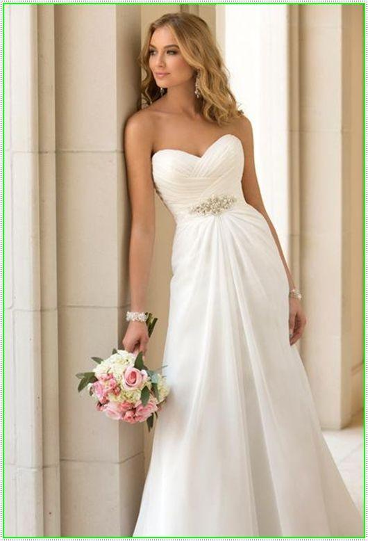 Schlichte und elegante Brautkleider | Higgins wedding | Pinterest ...