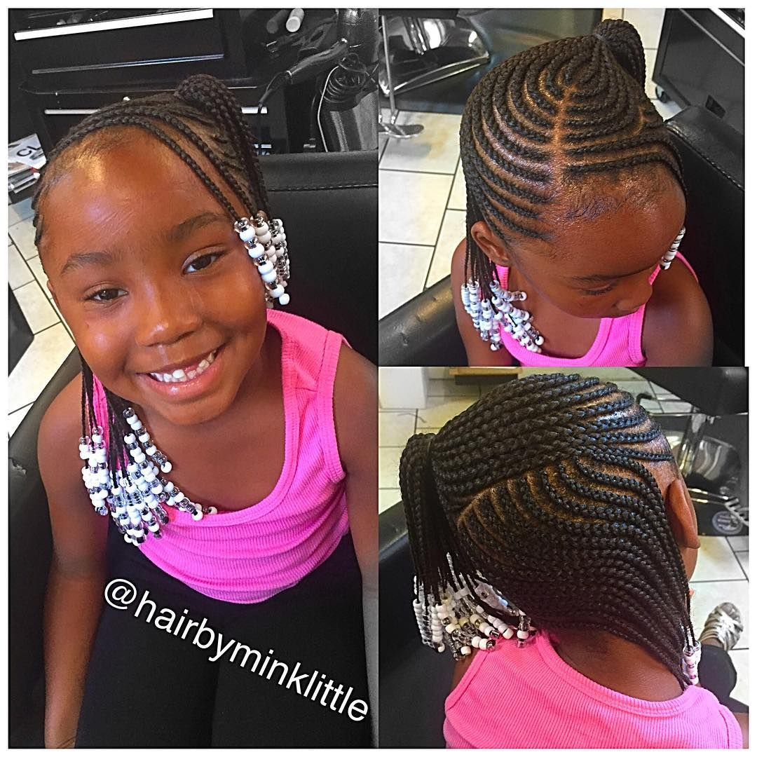 Kid hairstyles with beads kid hairstyles pinterest beautiful - Good Morning Insta Beads Black White Hairbyminklittle Minklittle Salonmethodatl Kids Braided Hairstylestoddler Hairstylesgirl Hairstylesnatural