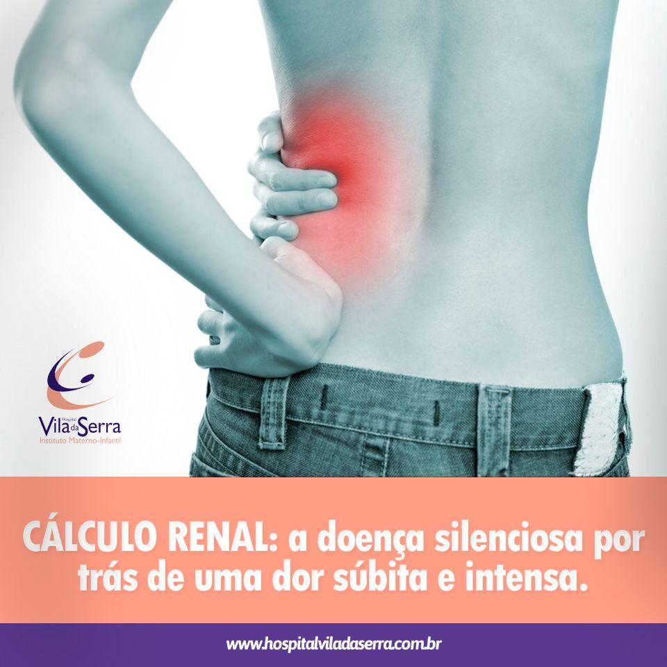 """O cálculo renal, conhecido popularmente como """"pedra nos rins"""", aflige milhões de pessoas no Brasil e no mundo. A doença é um quadro agudo que se instala mais nos homens do que nas mulheres, trazendo reações de visível transtorno."""