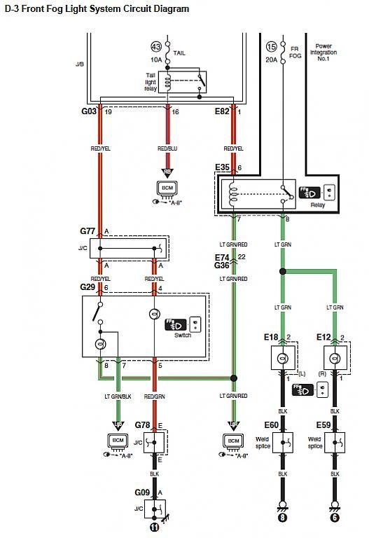 fog light wiring diagram - suzuki forums   fog, circuit diagram, diagram  pinterest
