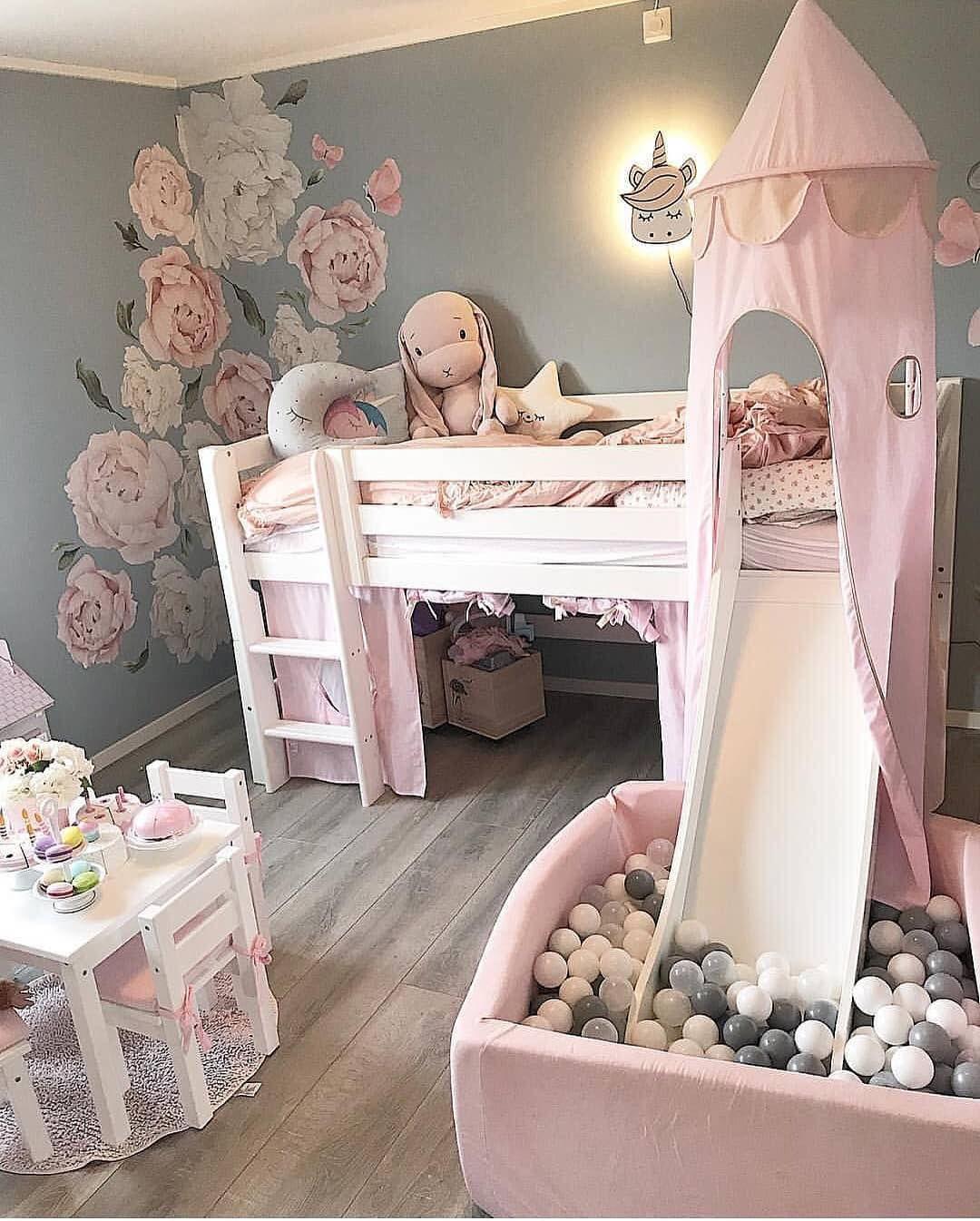 Kids Room Ideas Toddler Girl Room Toddler Rooms Baby Girl Bedroom Toddler girls bedroom ideas