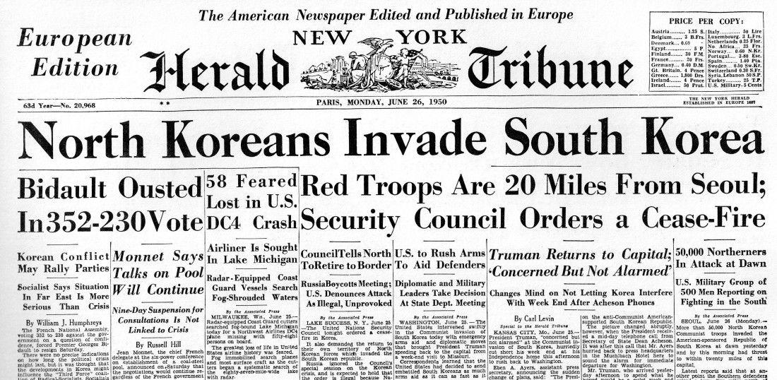 korean war propaganda