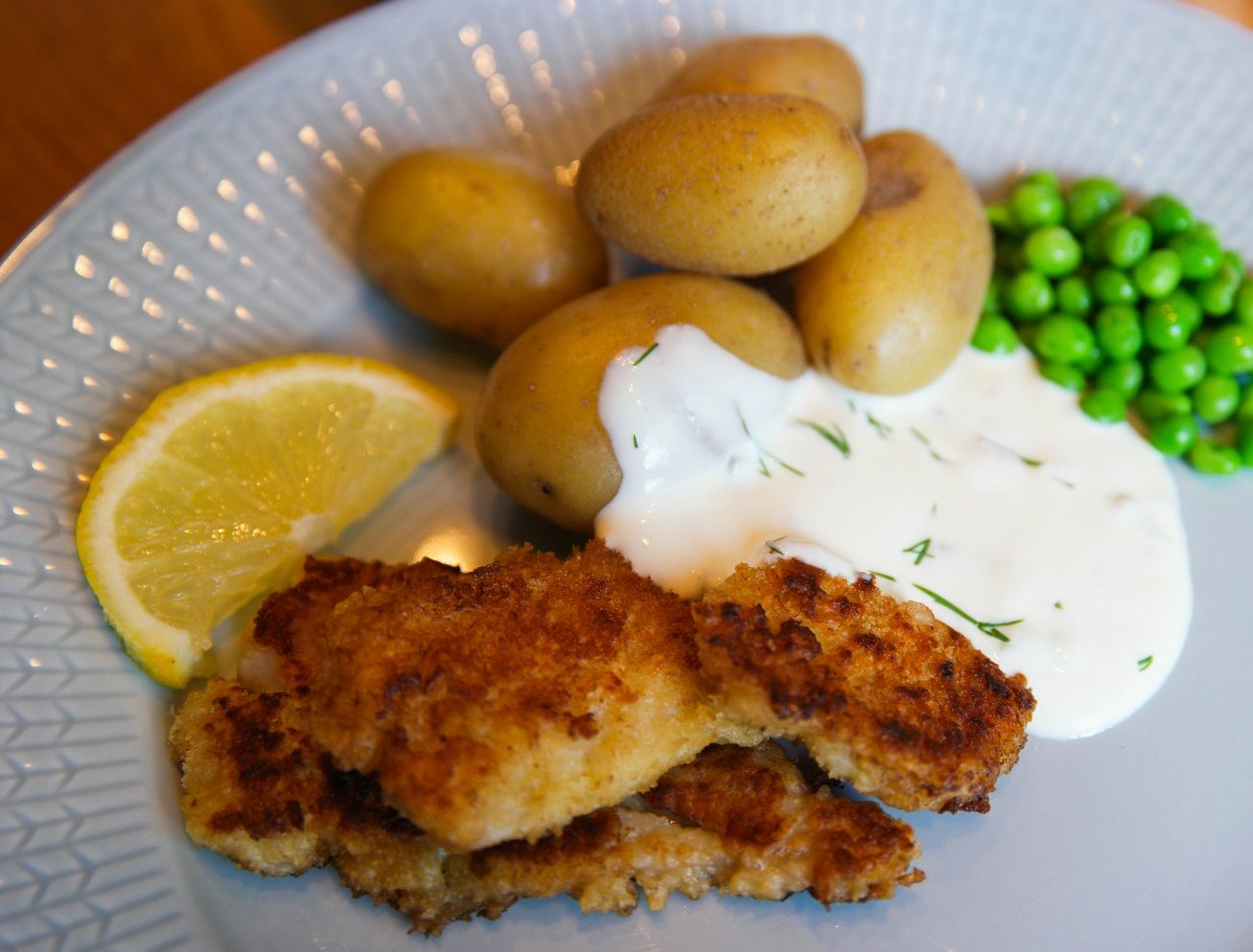 skolans kalla fisksås recept
