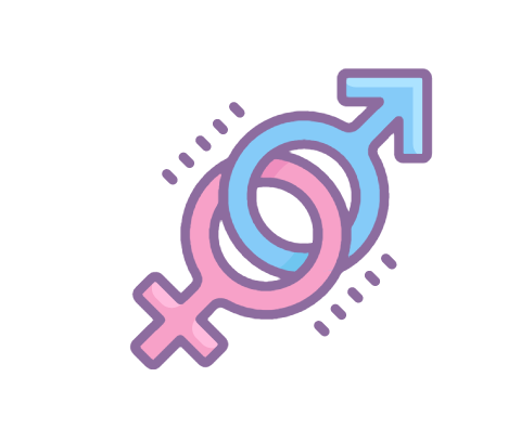 gender icon this is a icon it is a part of a collection of 59 100 flat icons produced by icons8 icons follow the guidelines of ios windows and android ไอคอน gender icon this is a icon it is a
