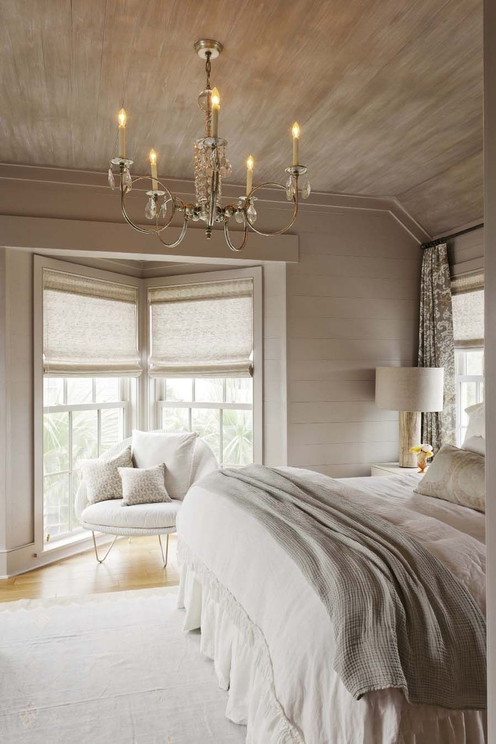 20 Stunning Master Bedroom Design Ideas Chambre Taupe Et Blanc