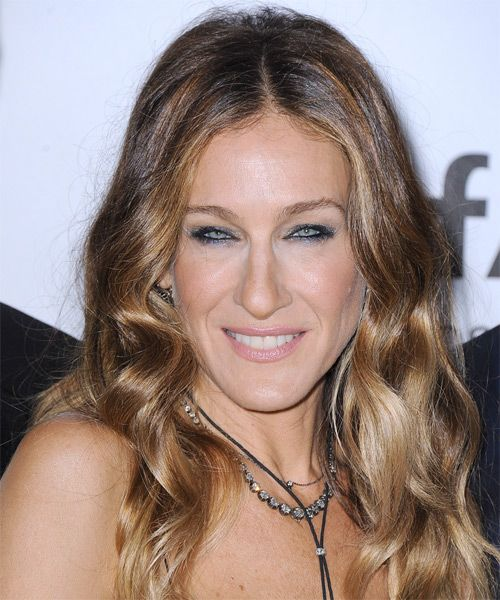 Sarah Jessica Parker Hairstyle best