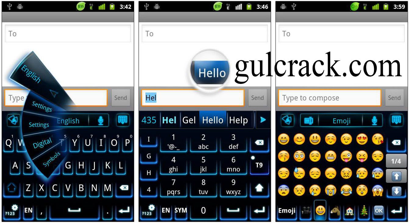 Go keyboard APK 2.29 Download For Android Keyboard