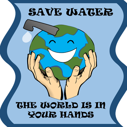 Poster For Water Conservation Water Conservation Slogans Ways To Save Water Save Water