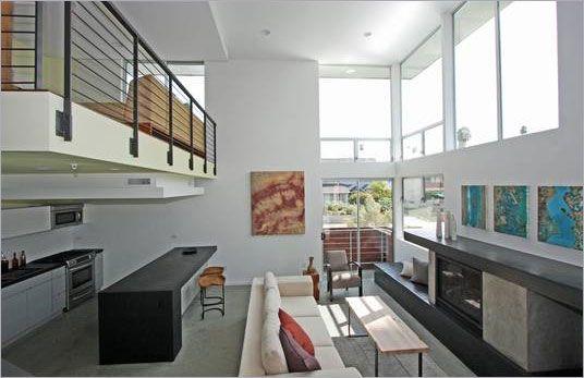 image result for modern loft house plans shipping container homes rh pinterest com modern loft home design modern loft house plans