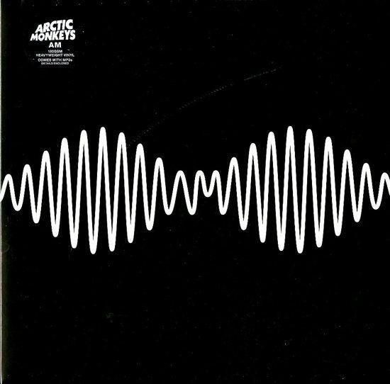 Arctic Monkeys - AM album (LP)