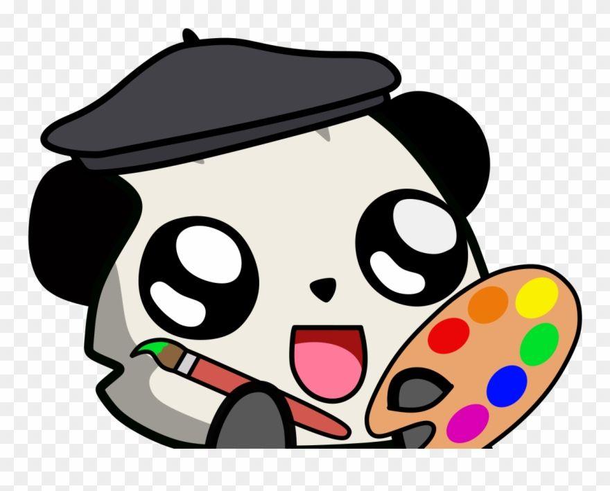 Download Panda Emoji Discord Gif Png Gif Base In 2020 Panda