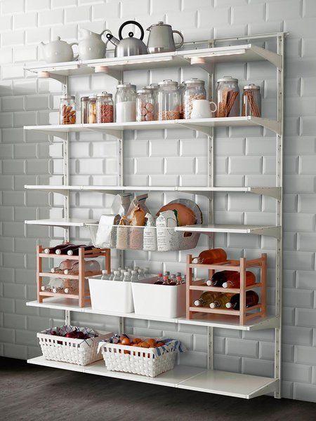 Despensas ordenadas con mucho estilo Pinterest Pantry - Ideas Con Mucho Estilo