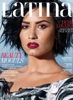 """Confira o ensaio fotográfico de Demi Lovato para a revista """"Latina"""" #Brasil, #Cantora, #EnsaioFotográfico, #Fotos, #Latino, #M, #Namoro, #Nick, #Noticias, #Popzone, #Série http://popzone.tv/2016/05/confira-o-ensaio-fotografico-de-demi-lovato-para-a-revista-latina.html"""