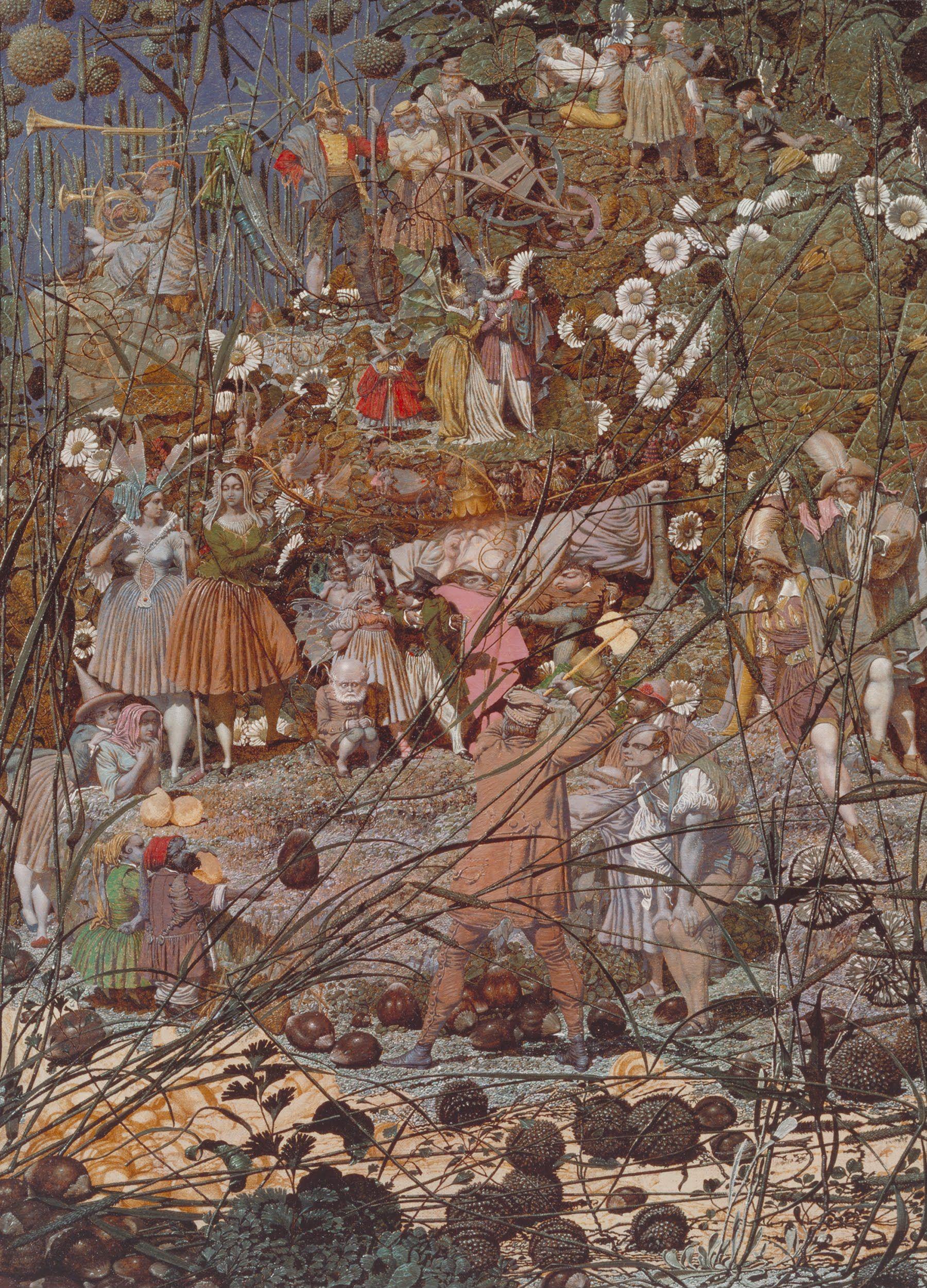 Fairy Fellers Master Stroke Richard Dadd