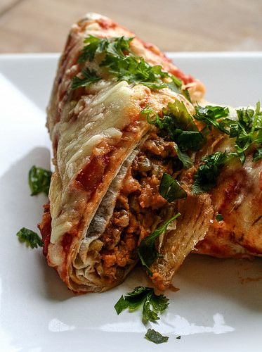 Vegetarische Burritos mit Linsen und Walnüssen – Foodfreak #mexicanfoodrecipes