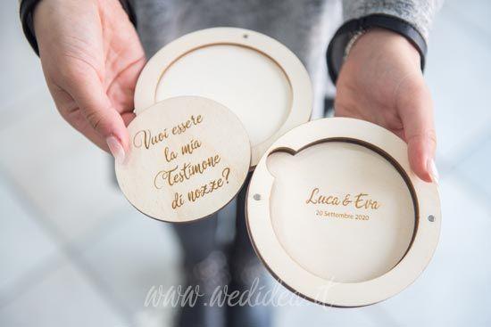 Richiesta ai testimoni di nozze nel 2019 idee matrimonio for Idee originali per testimoni di nozze