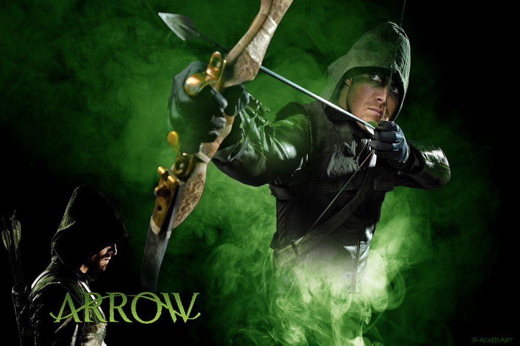 Green Arrow Desktop Wallpaper - impremedia.net