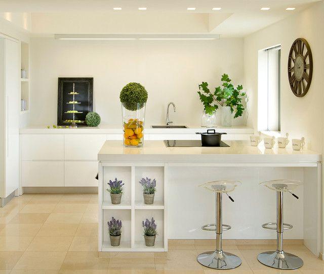 Image result for modern kitchen peninsula ideas remodel - modern k che design