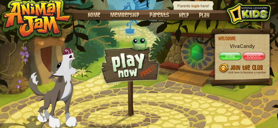 animal jam | Click on the image to see it better. Doesn't ...