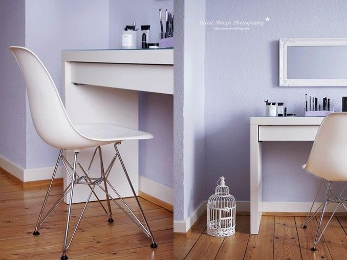 Nordic style bedroom deko schlafzimmer wandfarbe und - Flieder wandfarbe ...