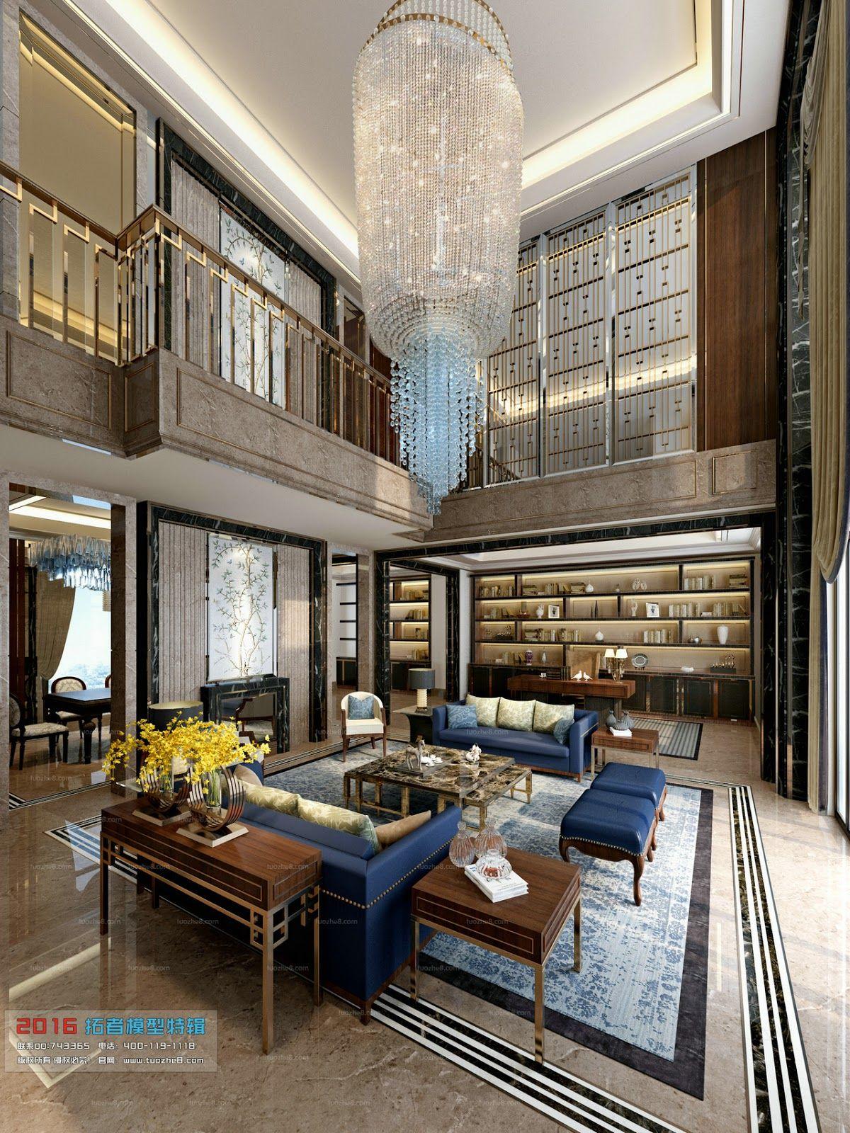 3d Room Interior Design: M039 – EXTENSION 2016 = 01. LIVINGROOM: MODERN SPACE