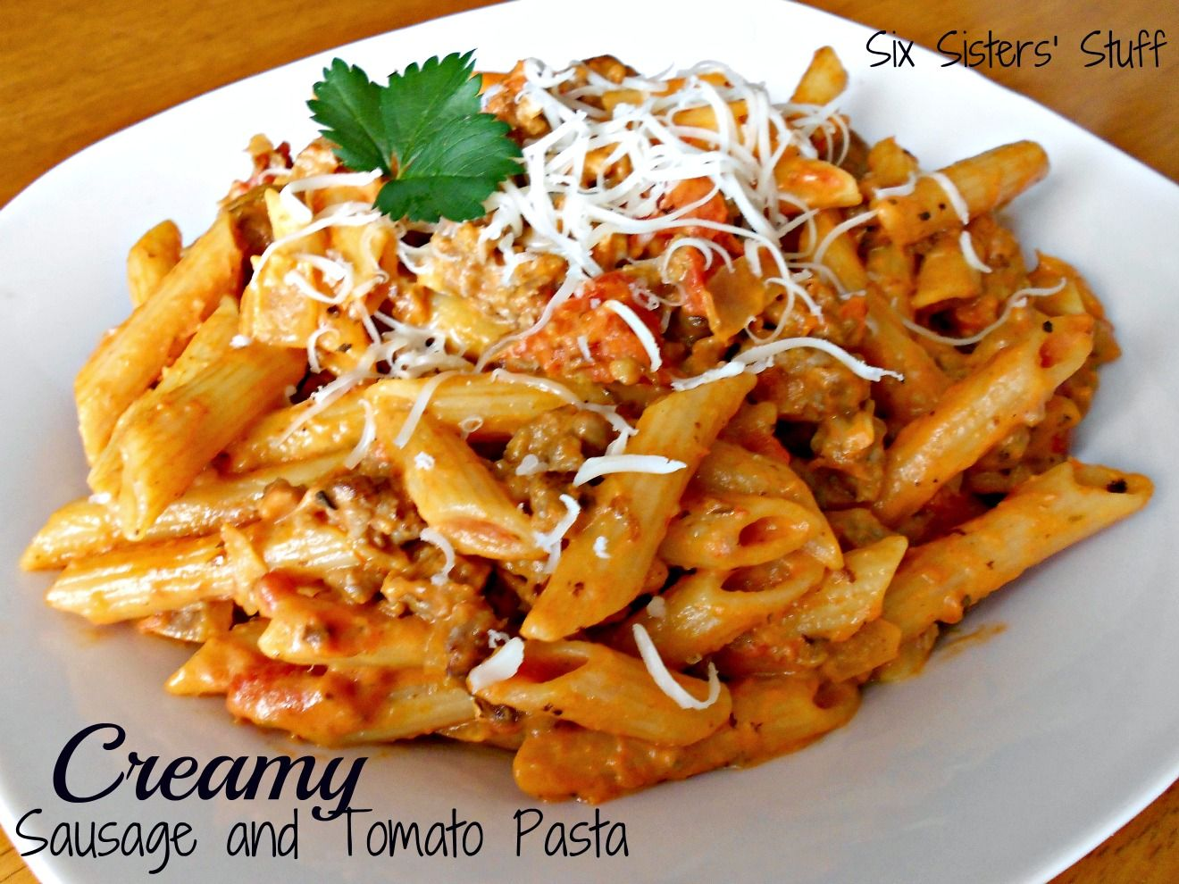 Easy penne casserole recipes