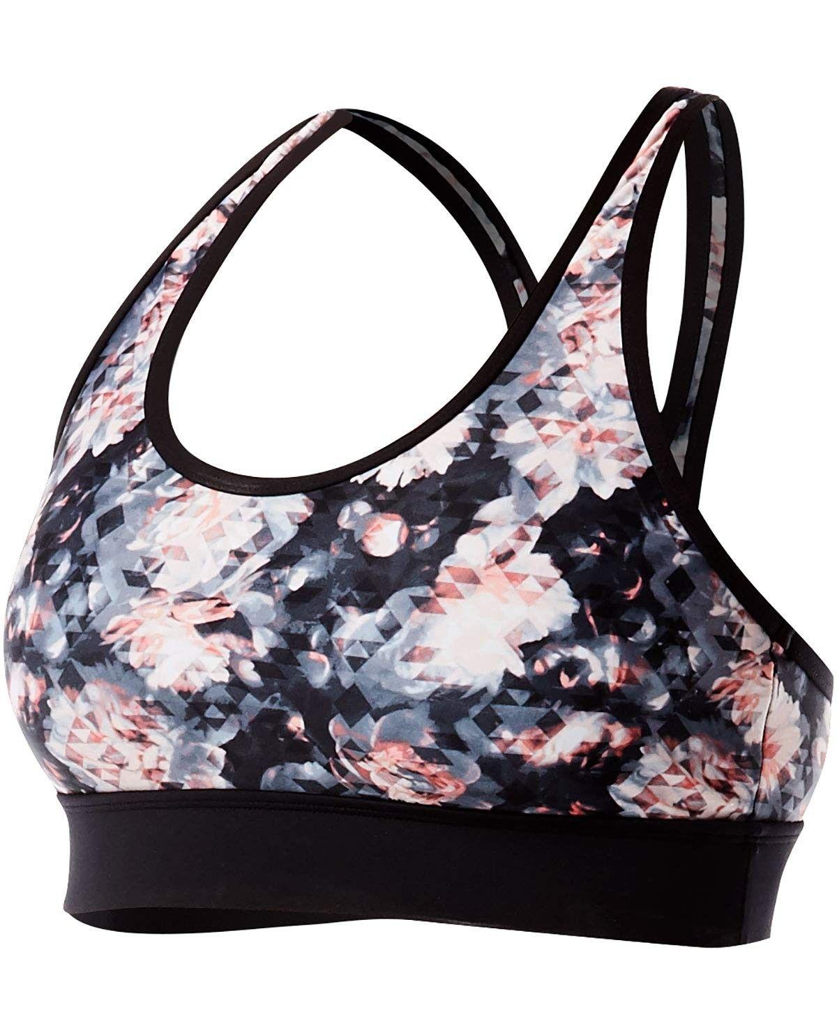 Padma Lyn Racerback - Black/Coral - C818IEC3LYE - Sports & Fitness Clothing, Women, Swimwear  #Swimw...