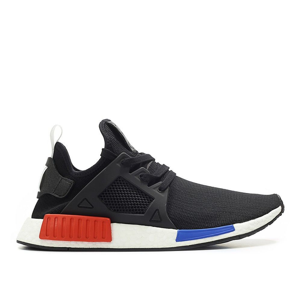 adidas nmd runner red blue