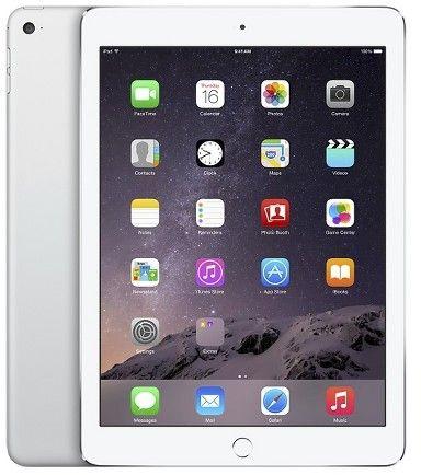 Apple Ipad Air 2 128gb Wi Fi Silver Apple Ipad Mini Apple Ipad Air Refurbished Ipad