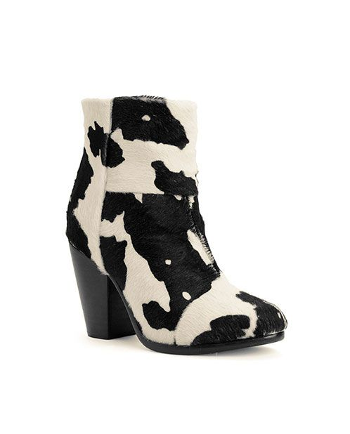 Classic Newbury~WHITE COW SPOTS #animal print fashions #animal print women's fashions #cow print fashion