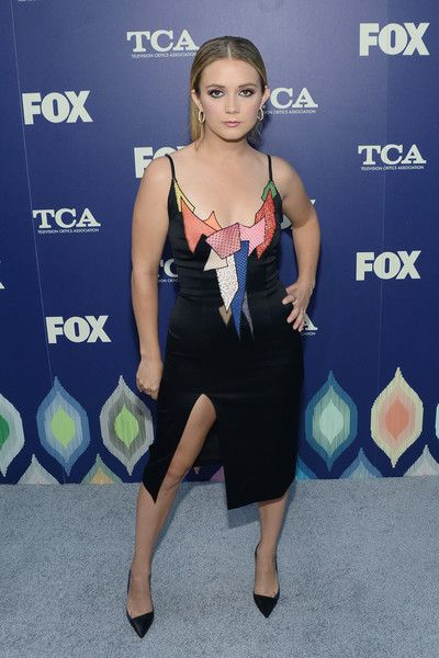 Billie Lourd Photos Photos - Actress Billie Lourd attends the FOX Summer TCA Press Tour on August 8, 2016 in Los Angeles, California. - FOX Summer TCA Press Tour - Arrivals