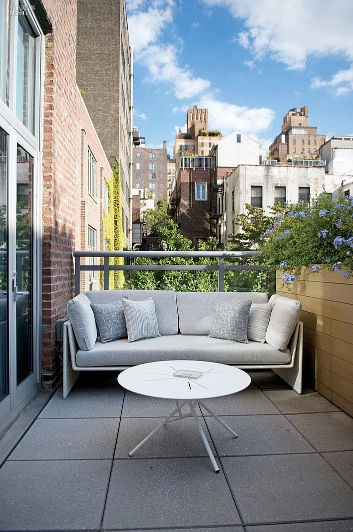 Forward looking 3 apartments combine in chelsea bachelor pad terrace gardenterrace designgarden designbachelor padsinterior