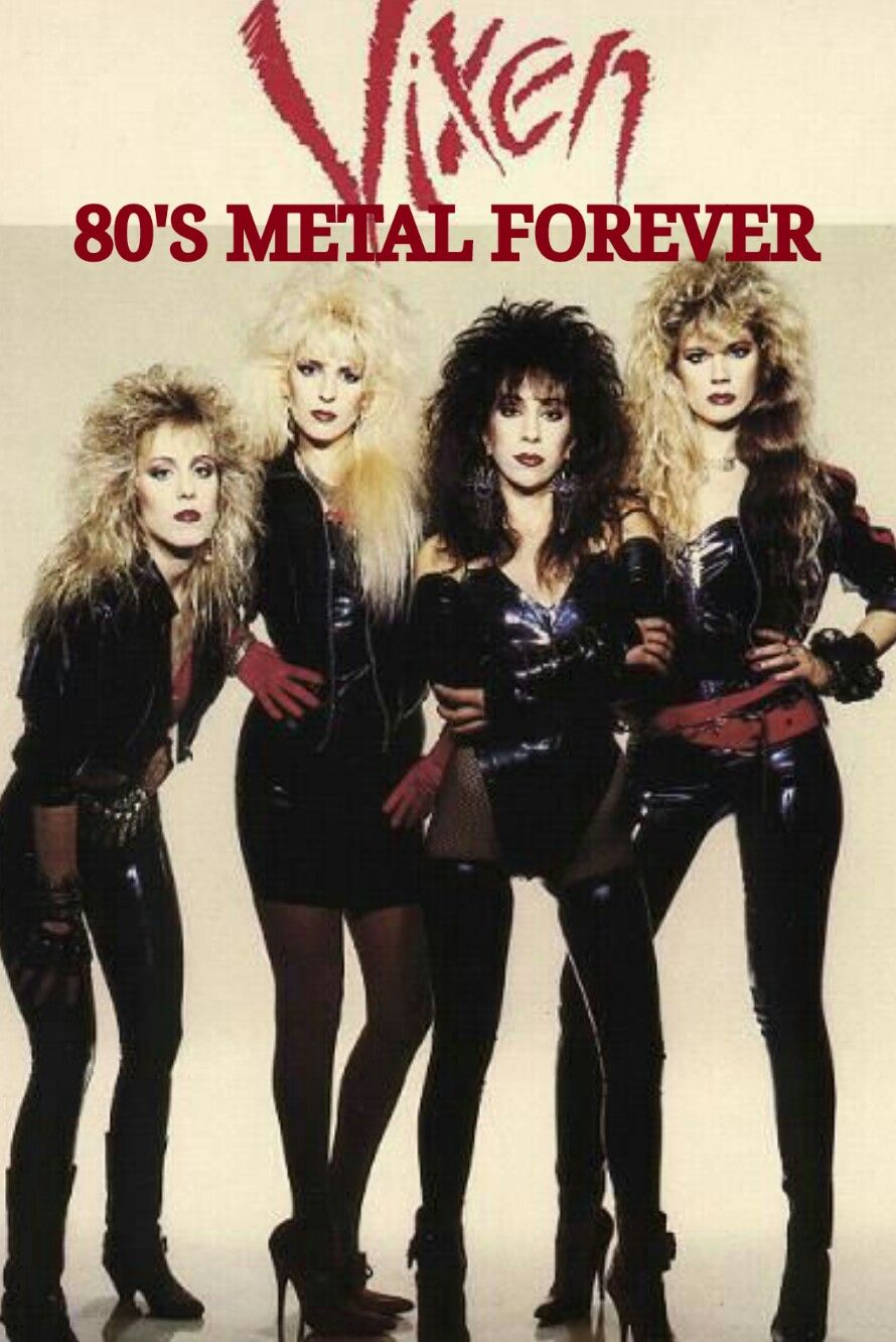 Idea by dia on metal 80s rock fashion, 80s glam rock
