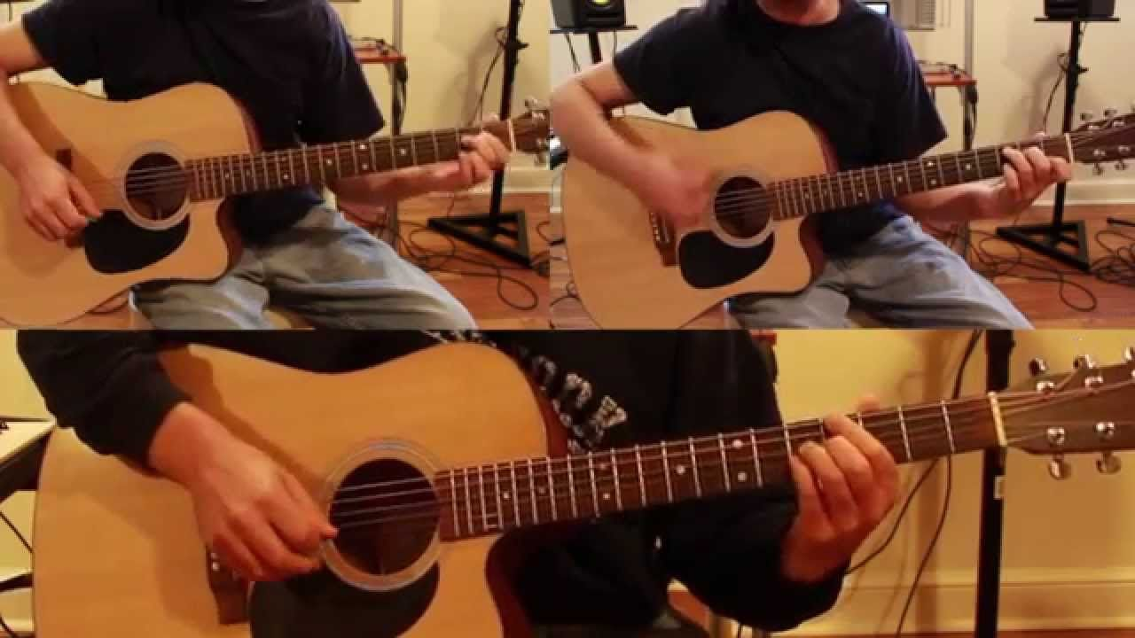 Stay With Me Sam Smith Acoustic Guitar Instrumental Cover By Ely