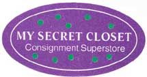 My Secret Closet Is A Consignment Superstore With Shops In Mebane And  Hillsborough, NC.