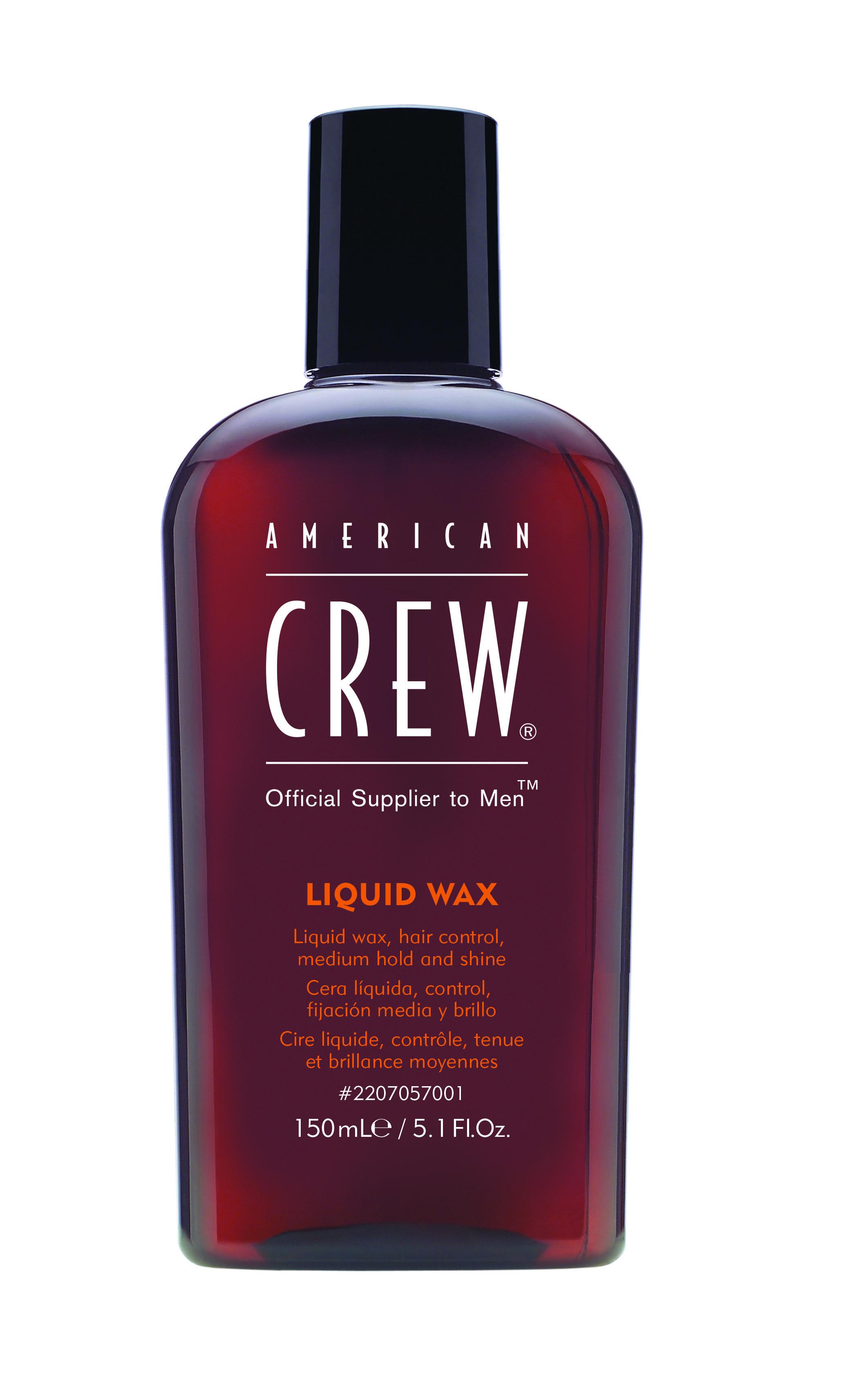 American crew liquid wax 150ml american crew