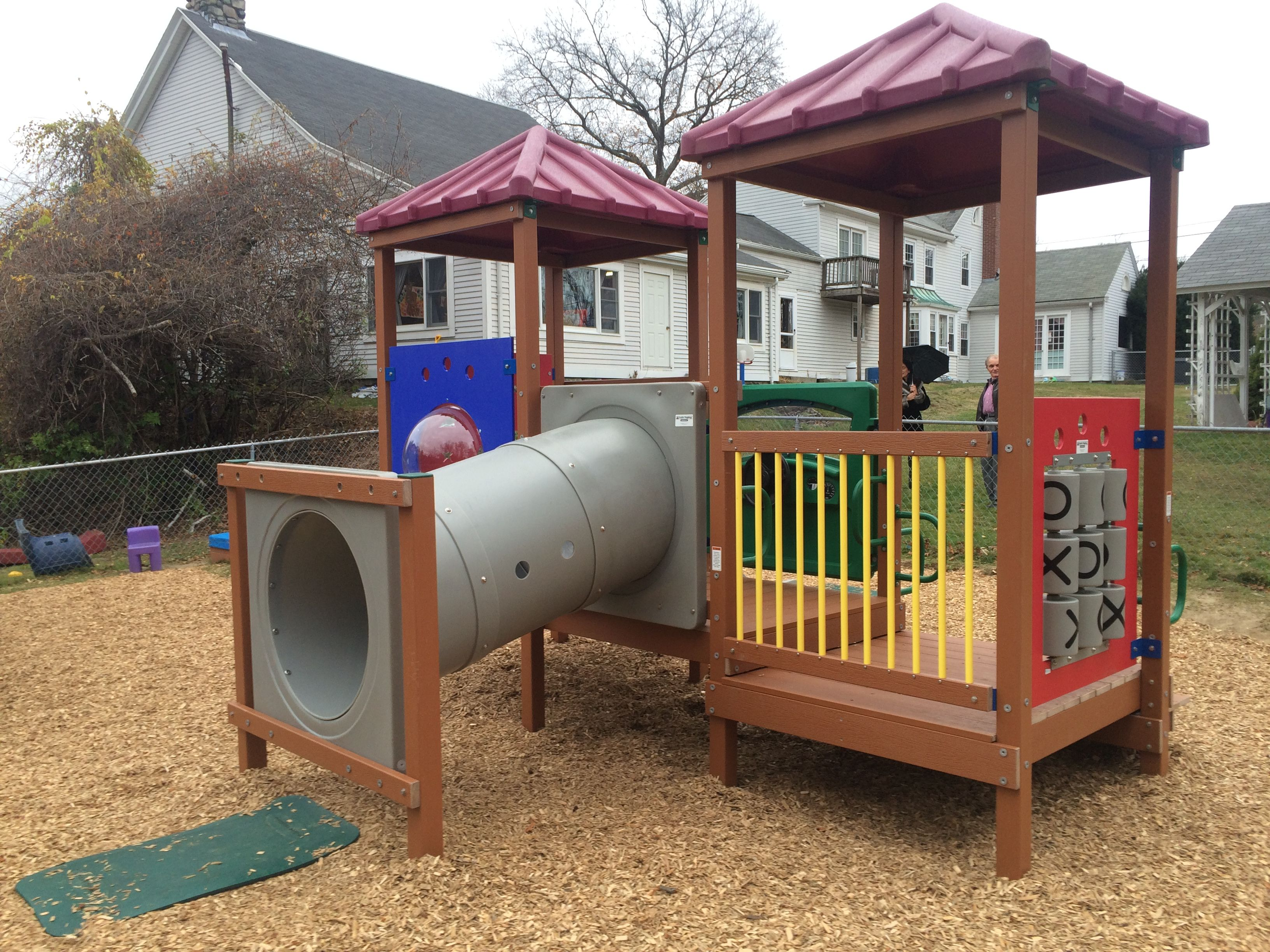 """Creative Playthings Composite Commercial Playground: """"The ..."""