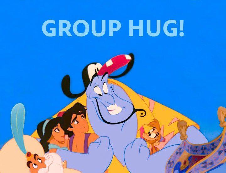 The Genie | World of Disney | Pinterest | Genie aladdin ...
