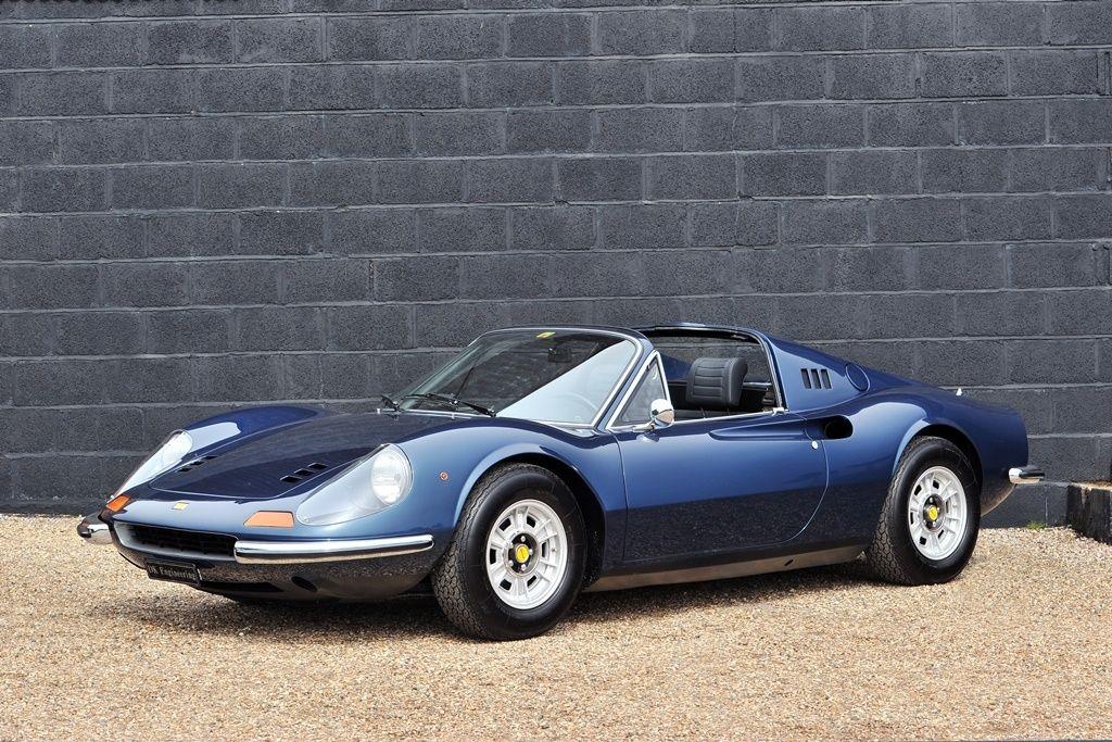1973 Ferrari 246 \'Dino\' - GTS - 2 Owners | Ferrari | Pinterest ...