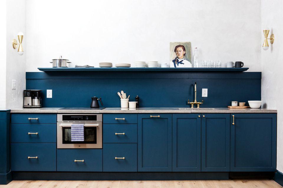 Pictures Of Blue Kitchens  Kitchen  Pinterest  Blue Kitchen Unique Blue Kitchen Design Inspiration Design
