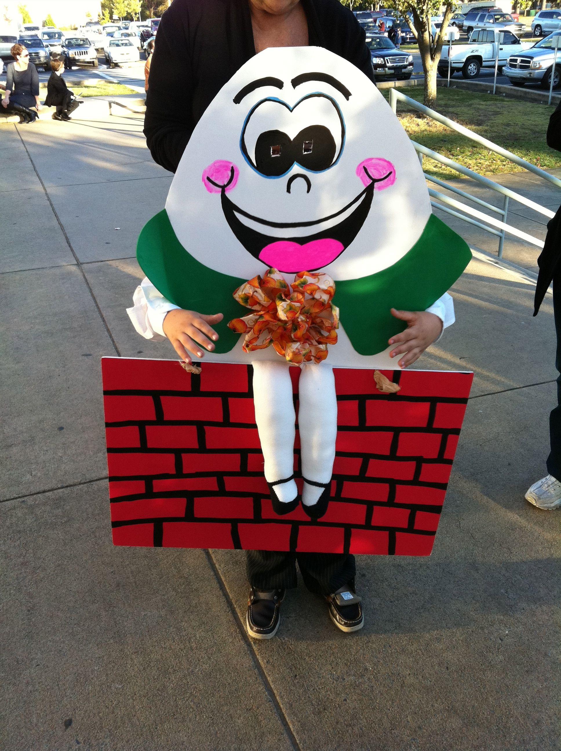 a humpty dumpty costume i made | holidays | pinterest | costumes