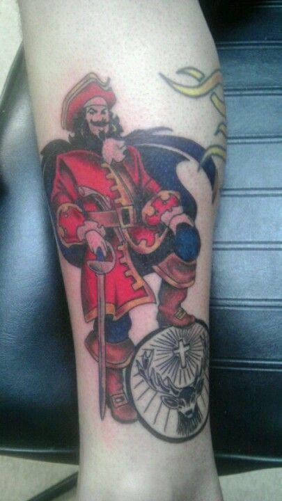 captain morgan tattoo - 405×720